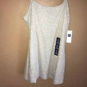 Gray cami tank top**moving must go**